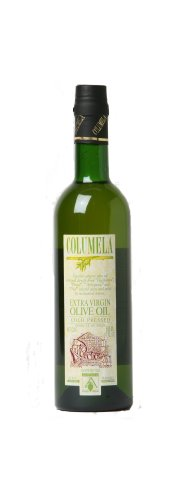 Columela  Extra Virgin Olive Oil From Spain , 17-Ounce Glass Bottles (Pack of 2) by Columela