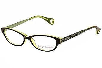 betsey johnson on the prow1 bj052 eyeglasses