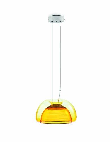 Qisdesign Jf11_P Aurelia Pendant, Orange