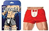 Tuxedo Boxer Assorted By Male Power Lingerie