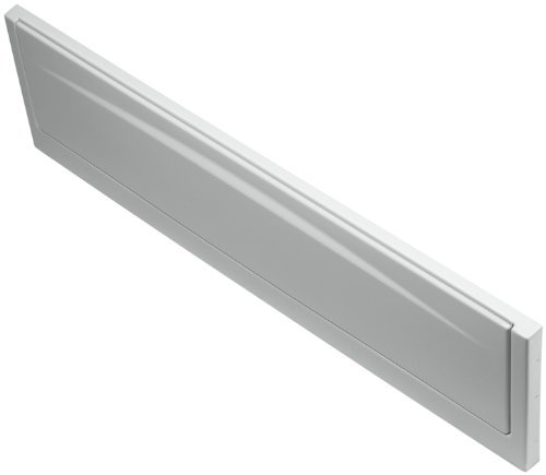 "Kohler K-1284-95 Removable Apron, 5Ft X 16-1/2"", Ice Grey"