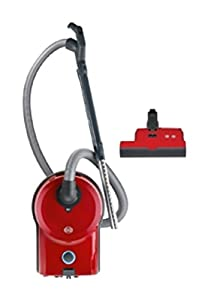 Sebo 90630AM Airbelt D4 Canister Vacuum Cleaner