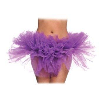 Underwraps Women's Standard Tutu Costume, Purple