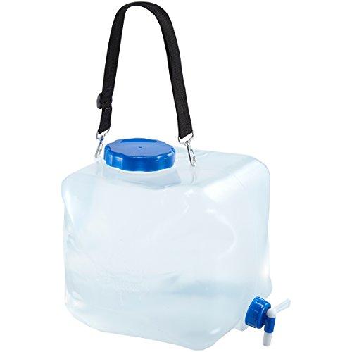 ロゴス 水缶 LLL 抗菌広口水コン16L