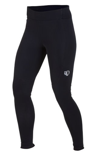 Pearl Izumi Women's Elite Thermal Tight, Black, Medium