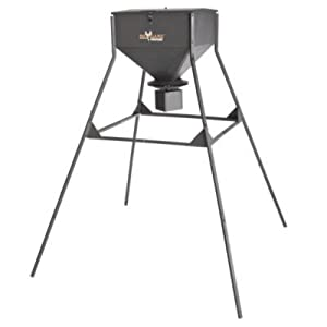 Big Game Treestands Tripod Game Feeder, 57-Inch by Big Game Treestands