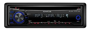 Kenwood KDC148 / KDC-148 / KDC-148 In-Dash MP3/WMA CD Receiver