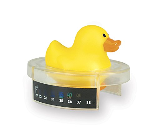 Safety 1st Bath Pal Thermometer - Duck