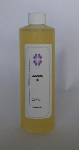 Avocado Oil 100% Pure Unrefined - 8oz