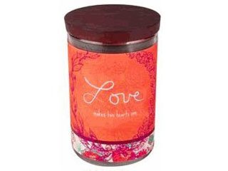 WoodWick Inspirational Love Candle