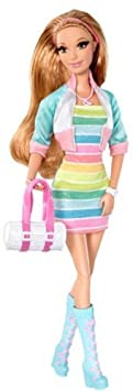 Barbie Life in the Dreamhouse Summer Doll by Mattel TOY (English Manual)