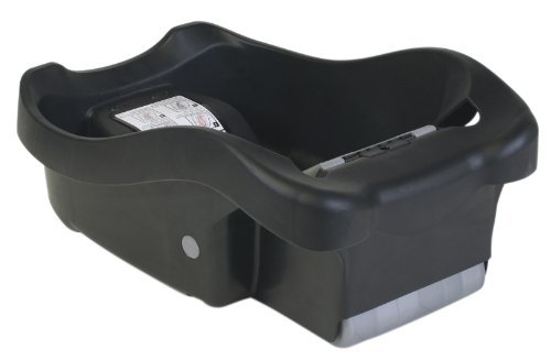Safety 1st onBoard 35 Air Deluxe Infant Car Seat Base, Black