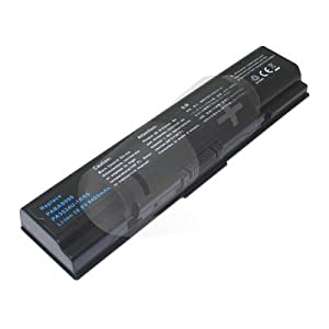 Battery for Toshiba Satellite A505-S69803 Notebook
