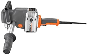 Factory-Reconditioned RIDGID ZRR7130 Heavy-Duty 3-Speed 1/2-inch Right Angle Drill