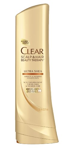 Clear Deep Cleanse And Nourish Conditioner, Ultra Shea 12.7 Oz front-162158