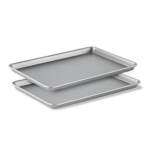 Calphalon Nonstick Bakeware, Baking Sheet, 2-Piece Set (All Clad Baking Sheet compare prices)