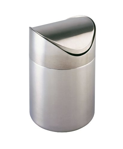 Accesorios De Baño Tiger:Stainless Steel Trash Cans