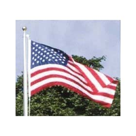 Annin Nyl-Glo Outdoor United States Flag - 3' x 5'