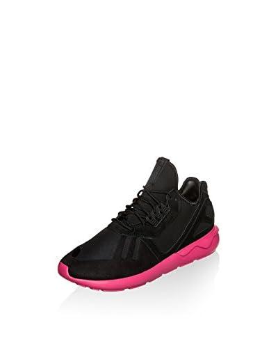 adidas Zapatillas Tubular Runner Negro / Rosa