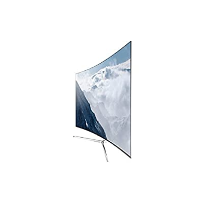 Samsung 140 cm (55 inches) UA55KS9000KLXL-SF 4K Ultra HD LED TV (Silver)