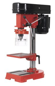 Sealey SDM30 Pillar Drill 5-Speed Hobby Model 583mm Height 330W/230V