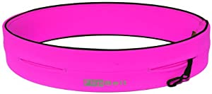 Level Terrain FlipBelt Waist Pouch, Hot Pink, Medium/29