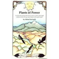Plants of Power: An historical survey of the divine nature of plants and ritual communication through plant helpers to the spiritual world, Savinelli, Alfred