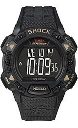 Timex Expedition Shock Chrono Alarm Timer Men's watch #T49896