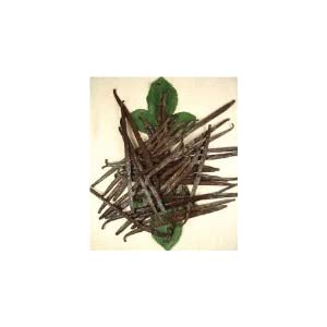 Premium Bourbon-Madagascar Vanilla Beans - 1/4 lb. - Approx. 27 beans