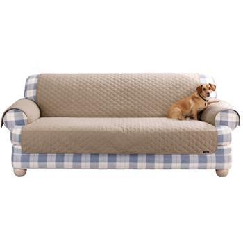 Sure Fit Furniture Friend Loveseat Slipcover, Linen