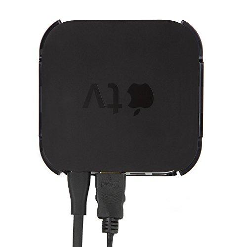 Review Generic Universal Mount Holder Mounting Bracket Shelf for Apple Tv2/