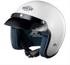 Marque - Helmet Sparco Club J1 Sparco White L