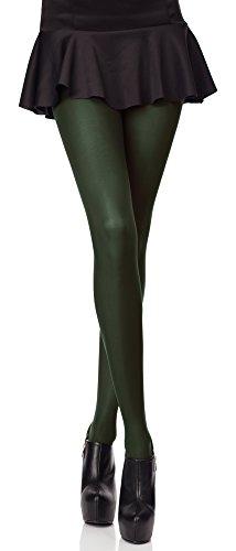 Merry Style Donna Opaco Collant Microfibra 40 DEN (Bottiglia, 4 (40-44))
