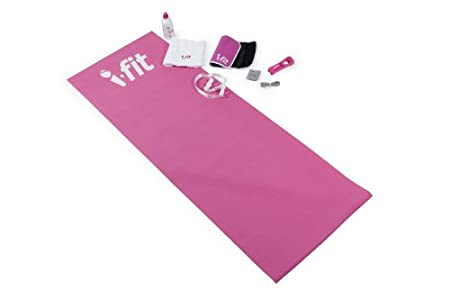 Starter Kit Pink For Wii Fit