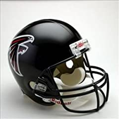 Atlanta Falcons NFL Replica Full Size Helmet (Unsigned) Memorabilia Lane &... by Memorabilia Lane & Promotions