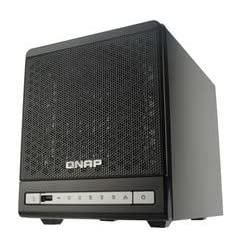 QNAP TS 409 Pro- 4-bay, Hot-swappable, Linux Embedded All-in-one NAS Server Specifically Designed for Business Users