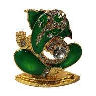 Lucky Maskot Lucky Maskot Lord Ganesha Alloy Idol