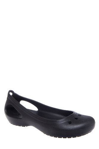 Crocs Kadee Slip On Flat Shoe