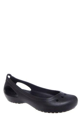 Crocs Kadee Slip On Flat Shoe