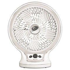 ** Personal Fan, 2-Speed, White **