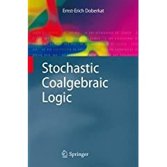 Stochastic Coalgebraic Logic