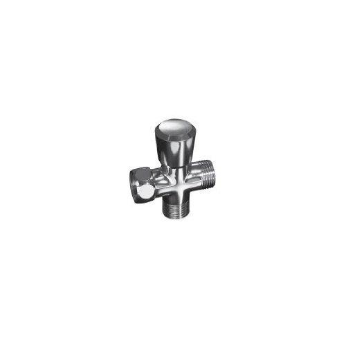 KOHLER K-9662-CP Two-Way Showerarm Diverter, Polished Chrome