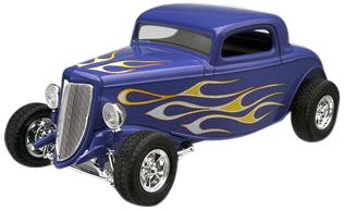 Revell 1:25 '34 Ford Street Rod (Models To Build compare prices)