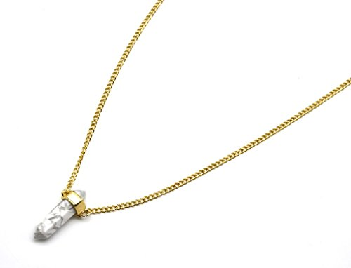 cl1000-f-halskette-feine-kette-metall-anhanger-stein-effekt-marmor-weiss-modus-fantasie