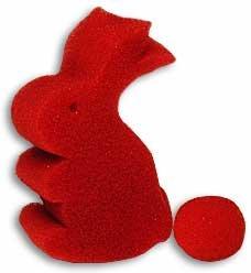 Miracle Sponge Ball to Bunny Rabbit Amazing Magic Trick