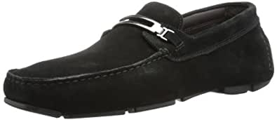 Bruno Magli Men's Enod Slip-On LoaferBlack8 M US