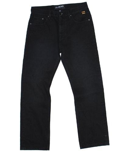 Billabong - THE POINT, Jeans da uomo, Pietra nera, 28