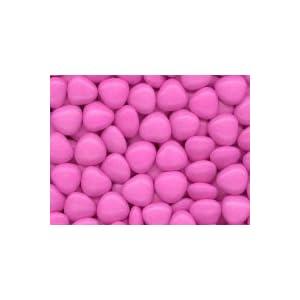Pink Amorini Chocolate Hearts 28oz Unit