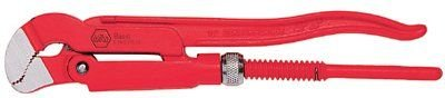 Wiha Tools Pipe Wrench / S-jaw - 12 817-32970, Unit биты standard 7012sb pz1x25 3 шт wiha 07859