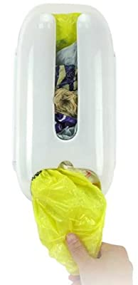 Grocery Bag Dispenser from Jed Mart